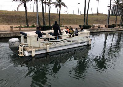 Durban-Canal-cruise-pontoon-boat-ushaka-touring